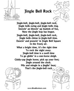 a christmas song lyrics iBIV