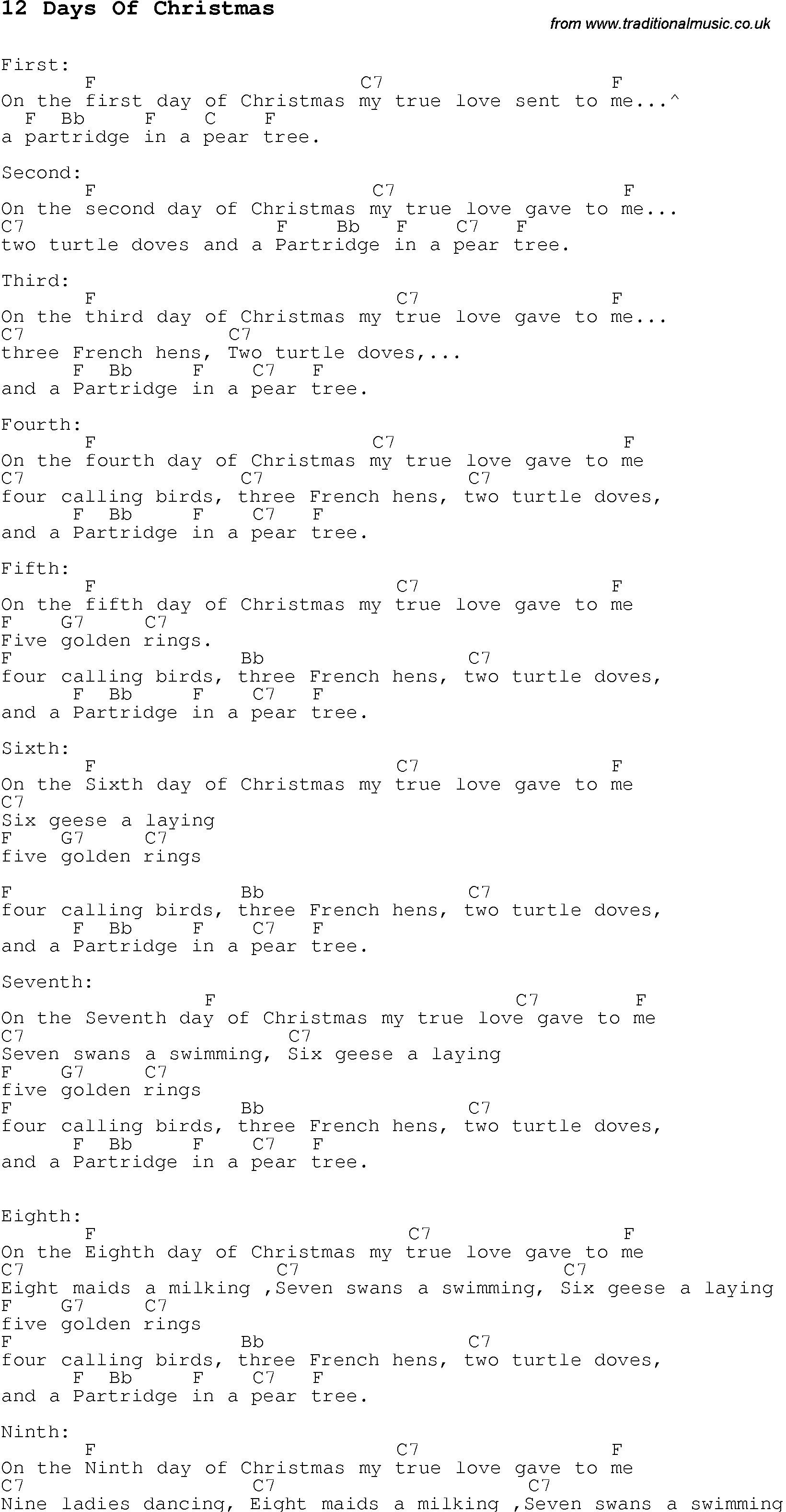 A Christmas Song Lyrics Pictures Wallpapers