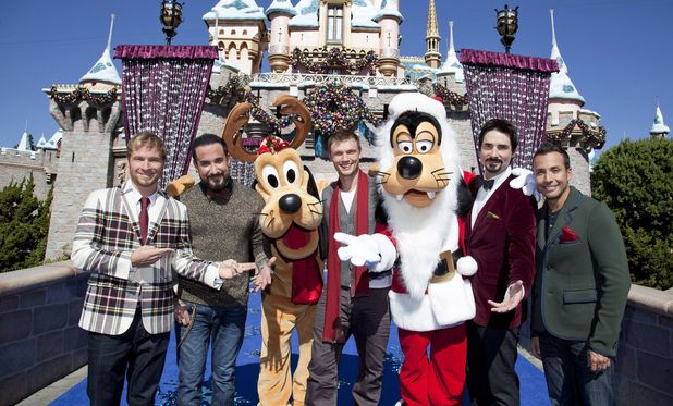 Backstreet Boys Christmas Pictures Wallpapers