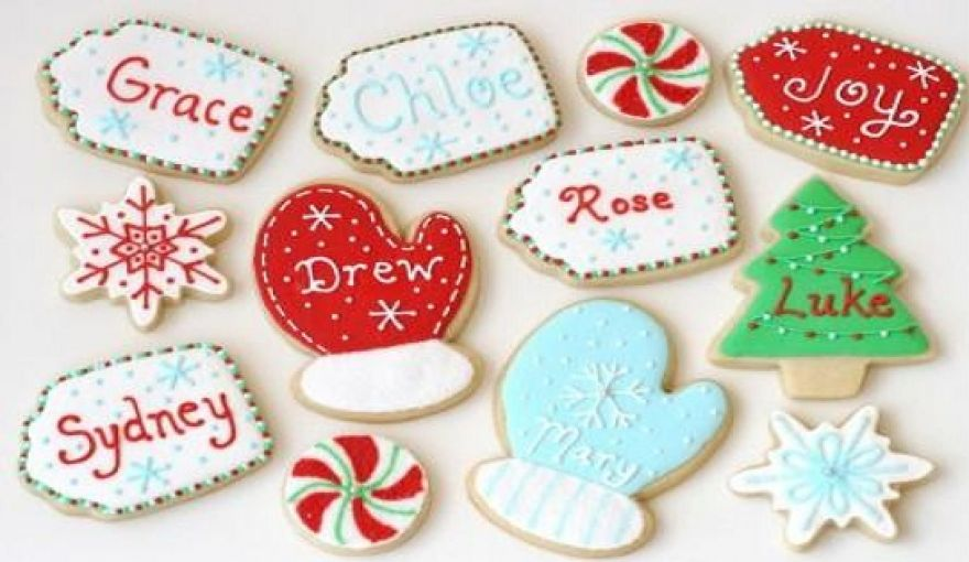Christmas Cookie Decorating Pictures Wallpapers
