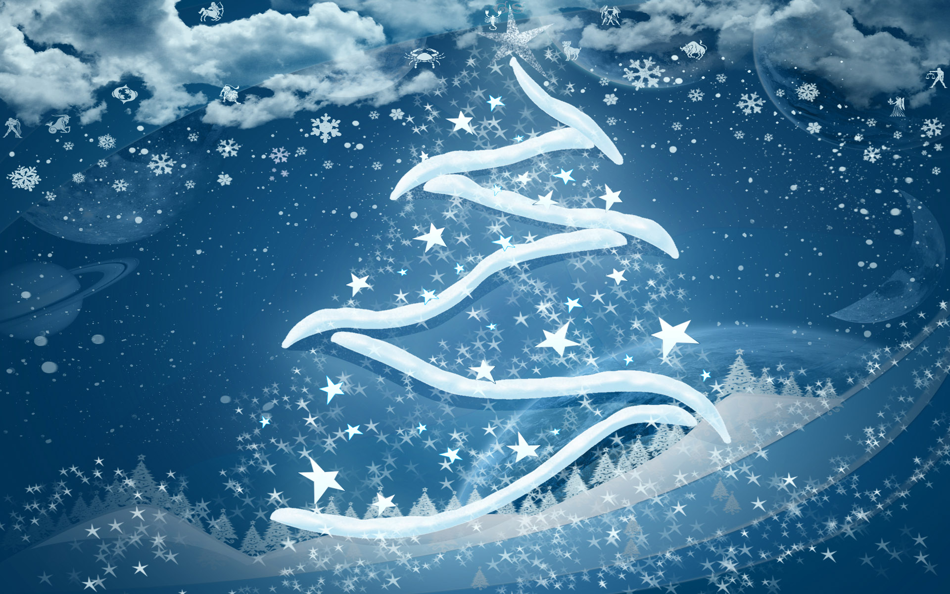 Christmas Desktop Themes Pictures Wallpapers