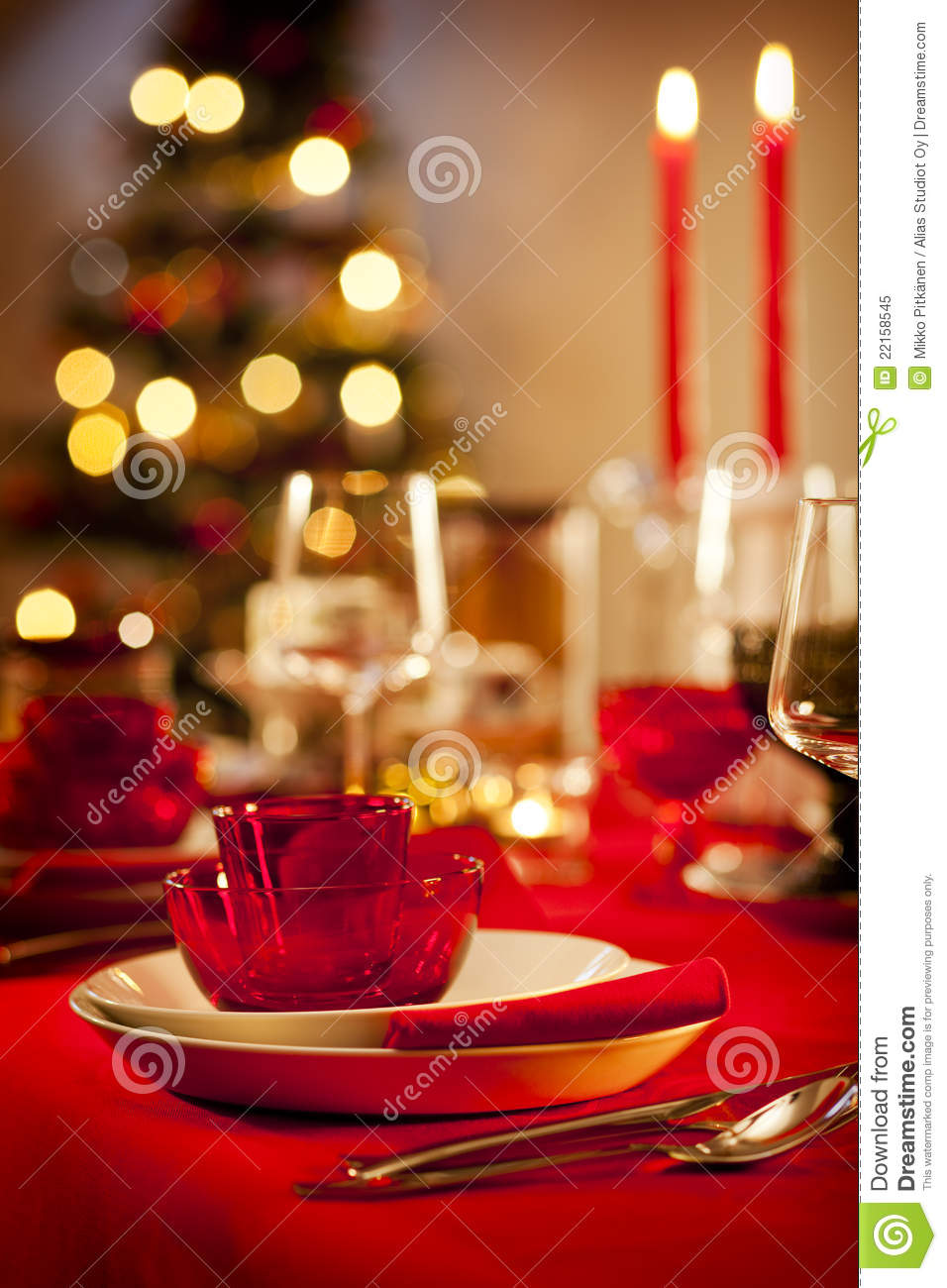 Christmas Dinner Table Pictures Wallpapers