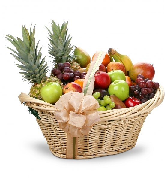 Christmas Fruit Baskets Pictures Wallpapers