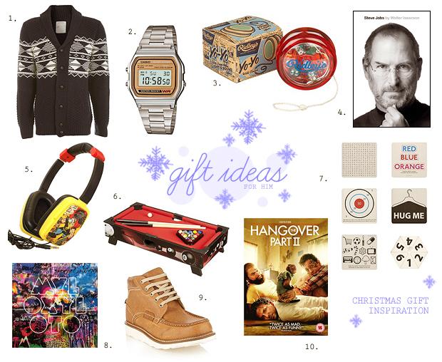 2014 Christmas Gift Ideas For Him - Eskayalitim