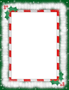 christmas gift list template VLgF