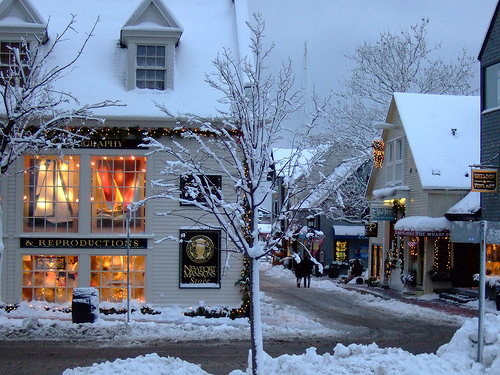 Christmas In New England Pictures Wallpapers