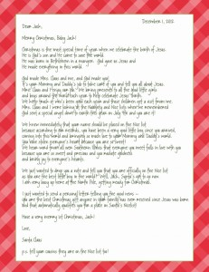christmas letters from santa Qbvj