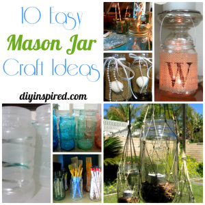 christmas mason jar crafts qXTG