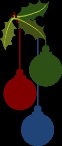 christmas ornament clip art jGKm