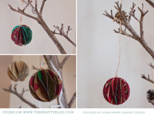 christmas ornaments diy NnEM