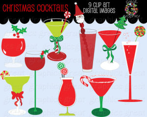 christmas party clip art dirV