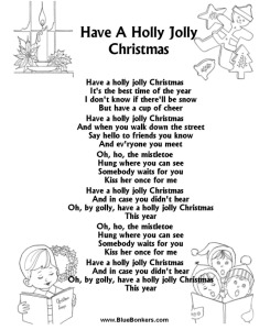 christmas song for kids AikG