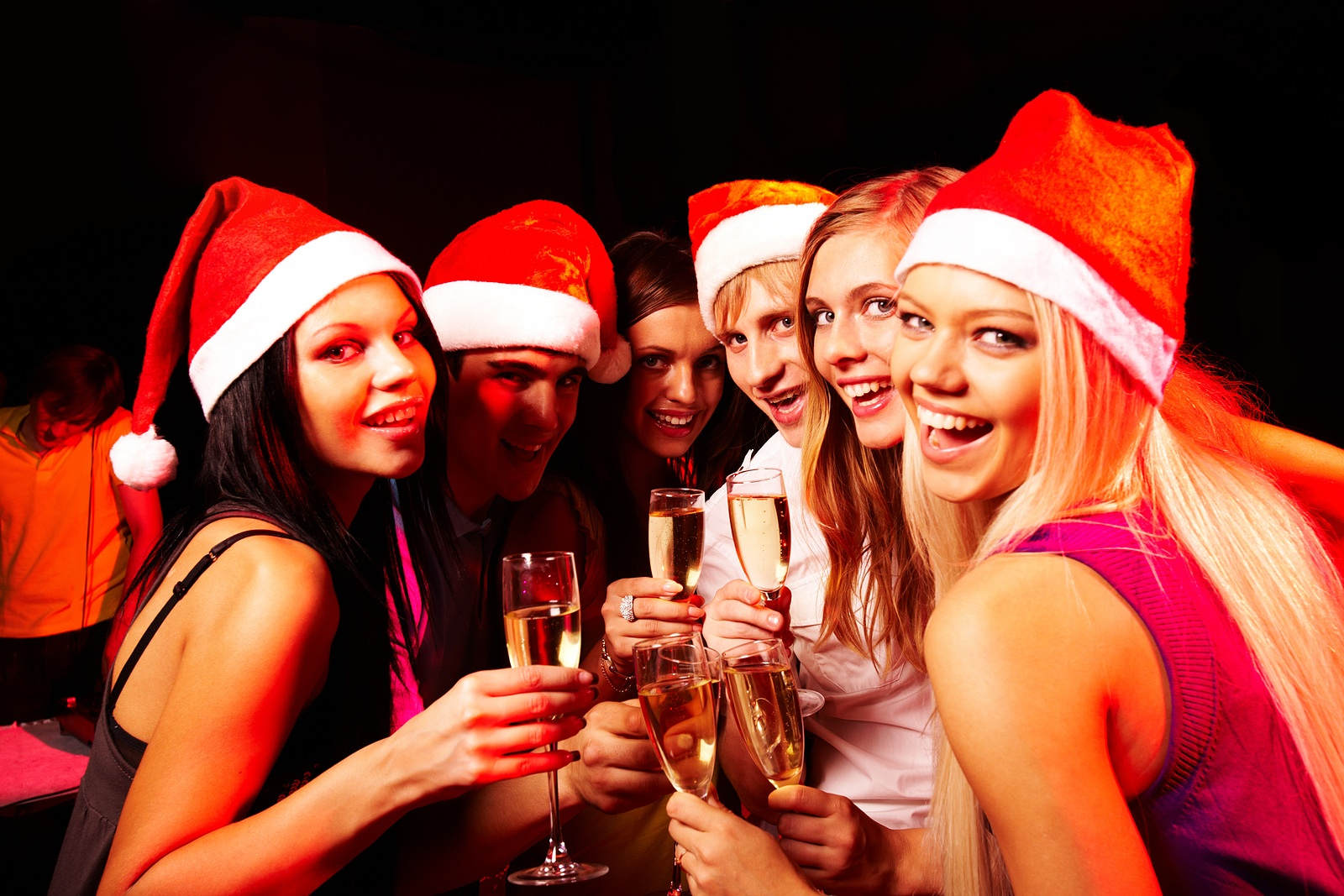 Christmas Themed Party Pictures Wallpapers