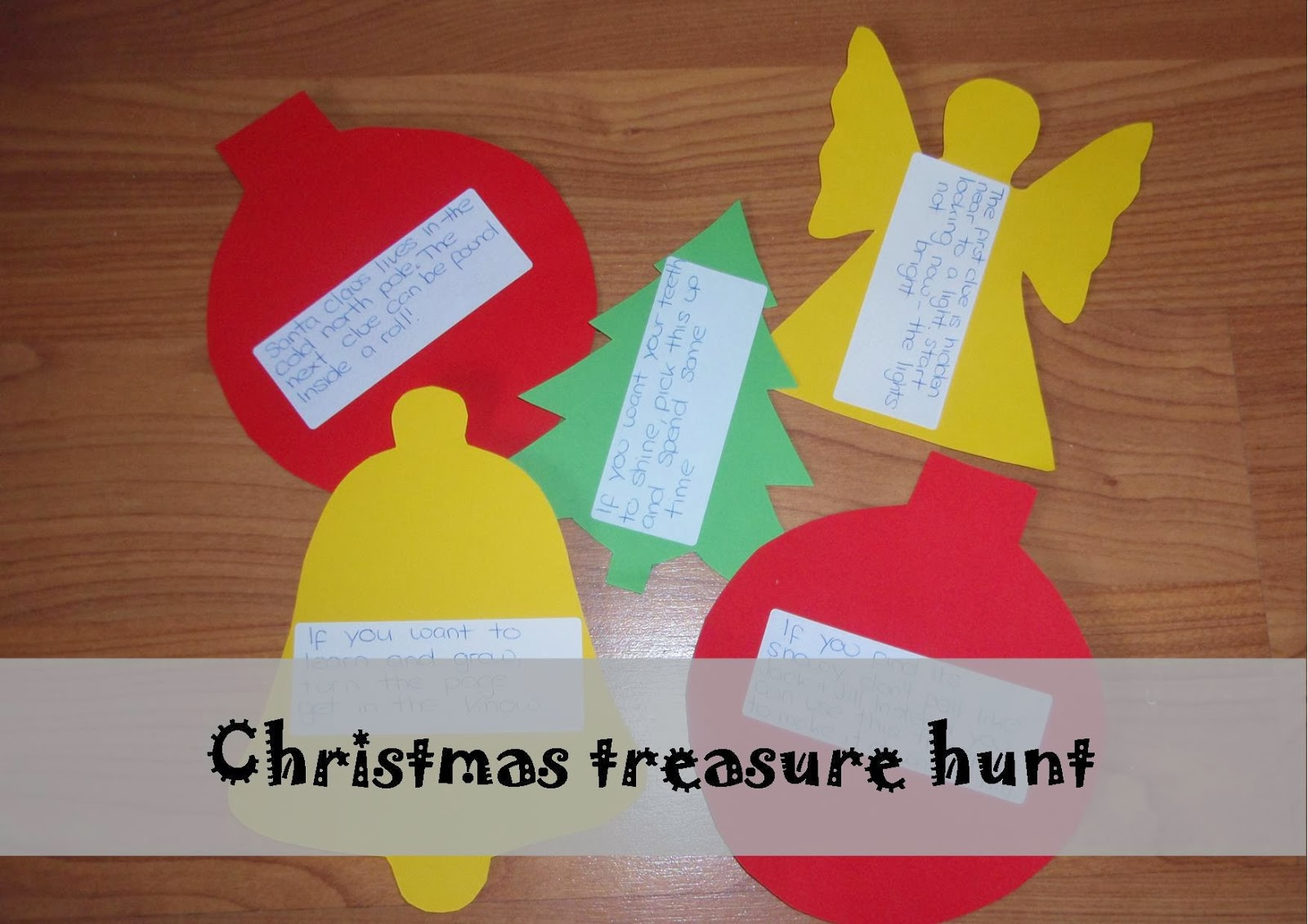 Christmas Treasure Hunt Pictures Wallpapers