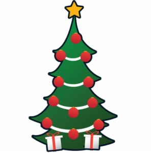 christmas tree cut out xqUj
