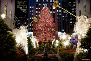 christmas tree lighting nyc HTVk
