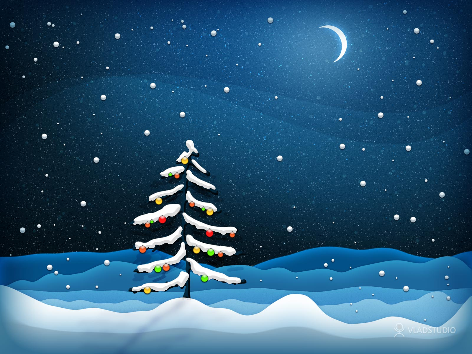 Christmas Tree Photo Pictures Wallpapers