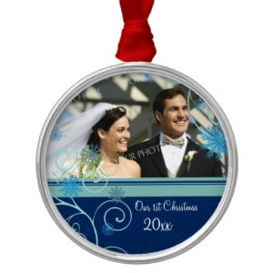 couples christmas ornaments ZHUX