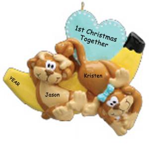 couples christmas ornaments cHgu