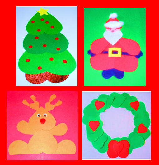Crafts For Kids Christmas Pictures Wallpapers