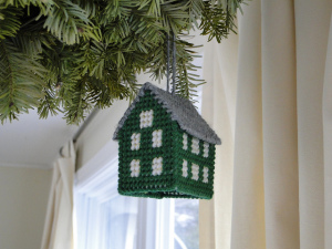 crocheted christmas ornaments USqb