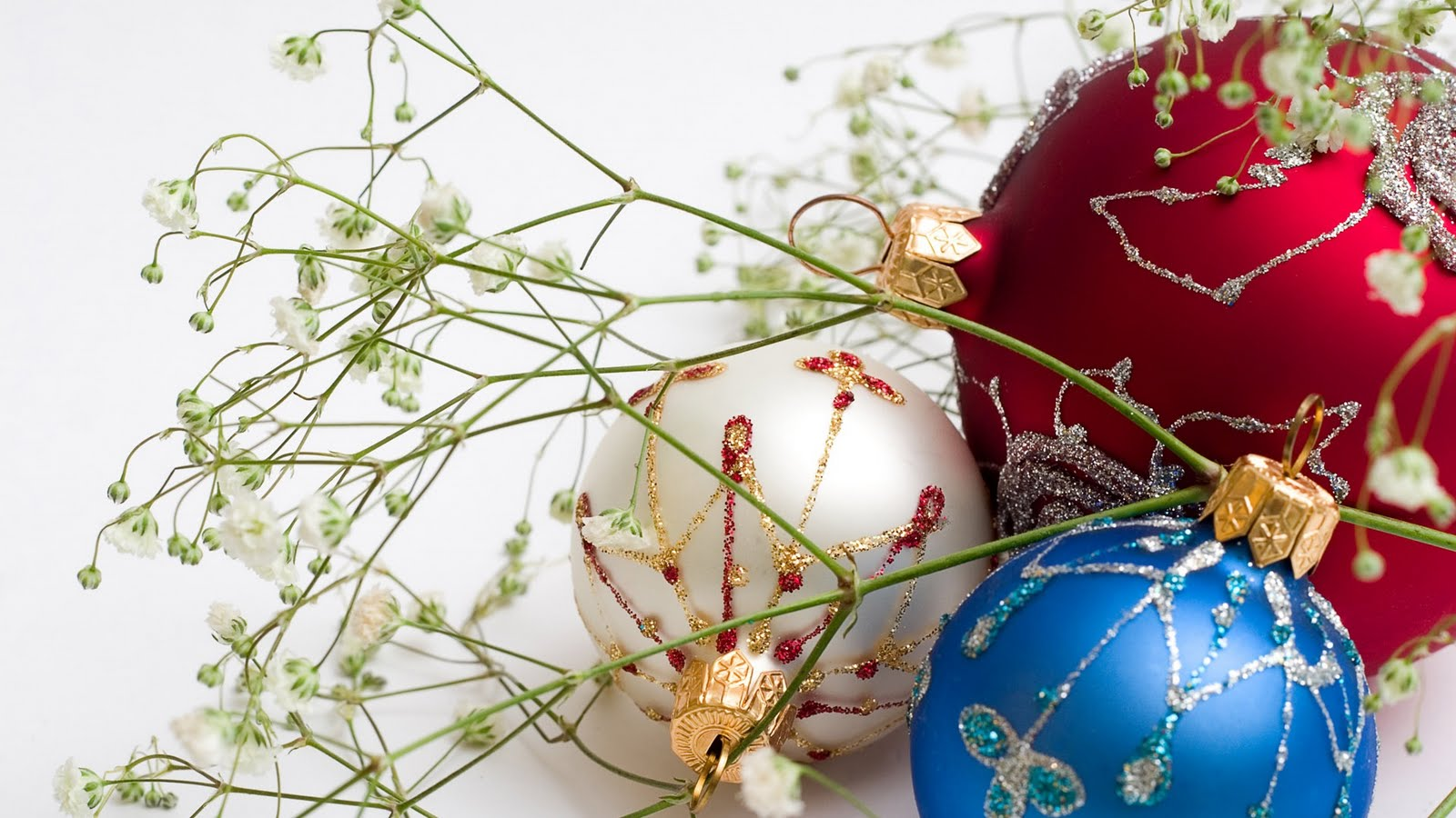 Crocheted Christmas Ornaments Pictures Wallpapers