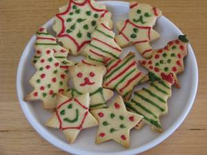 easy christmas cookie recipes for kids nwtU