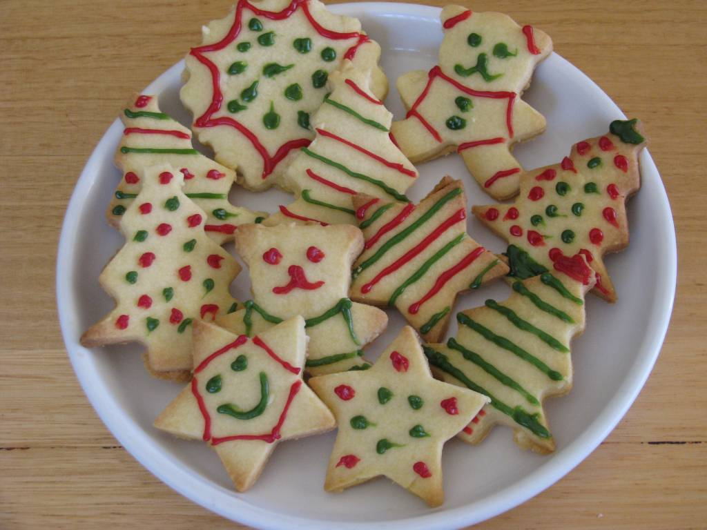 Easy Christmas Cookie Recipes For Kids Pictures Wallpapers