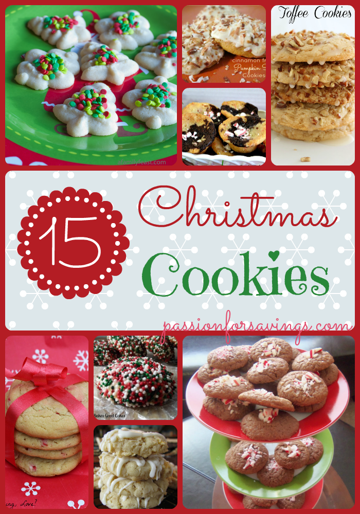 Easy Christmas Cookies For Cookie Exchange Pictures Wallpapers