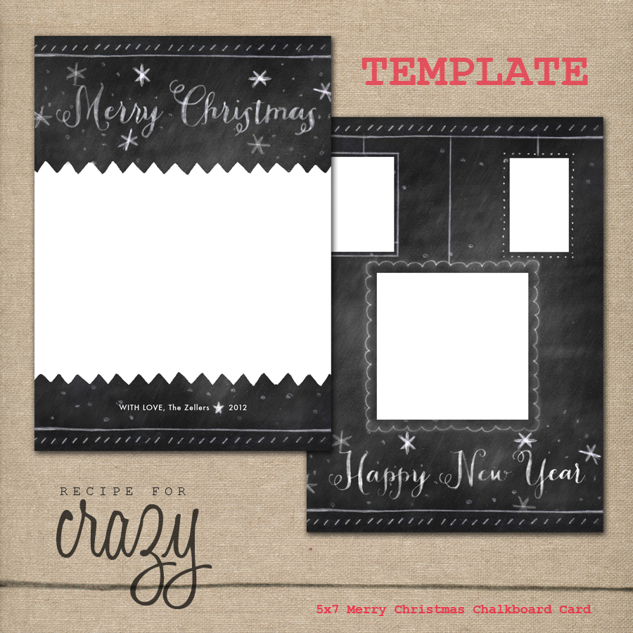 Free Christmas Card Templates For Photographers Pictures Wallpapers