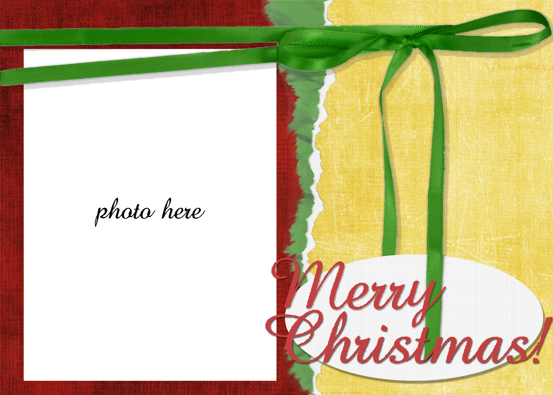 Free Christmas Cards Templates Pictures Wallpapers