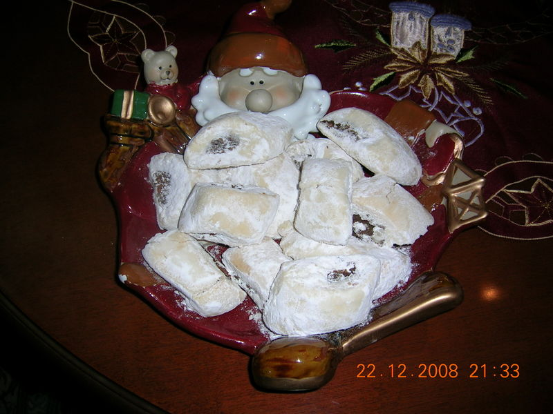 Greek Christmas Cookies Pictures Wallpapers