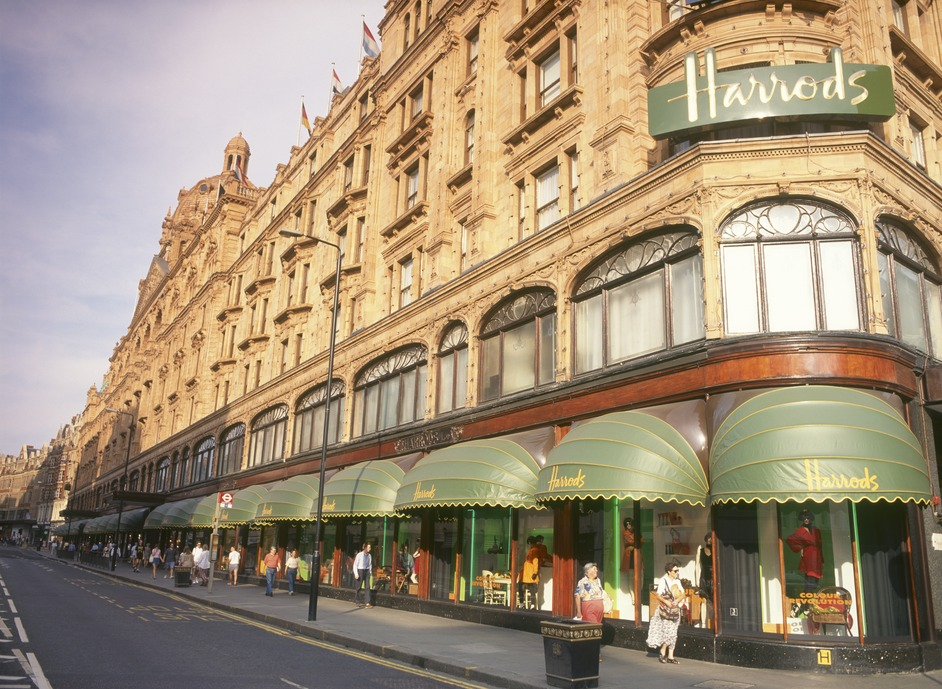 Harrods Christmas Opening Times Pictures Wallpapers