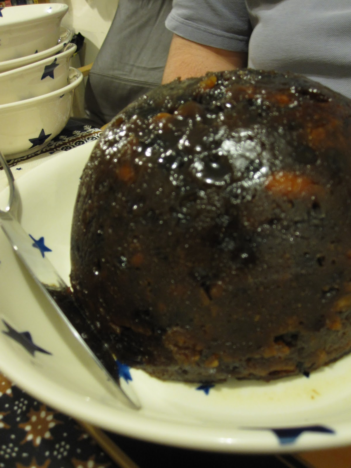 Heston Christmas Pudding Pictures Wallpapers