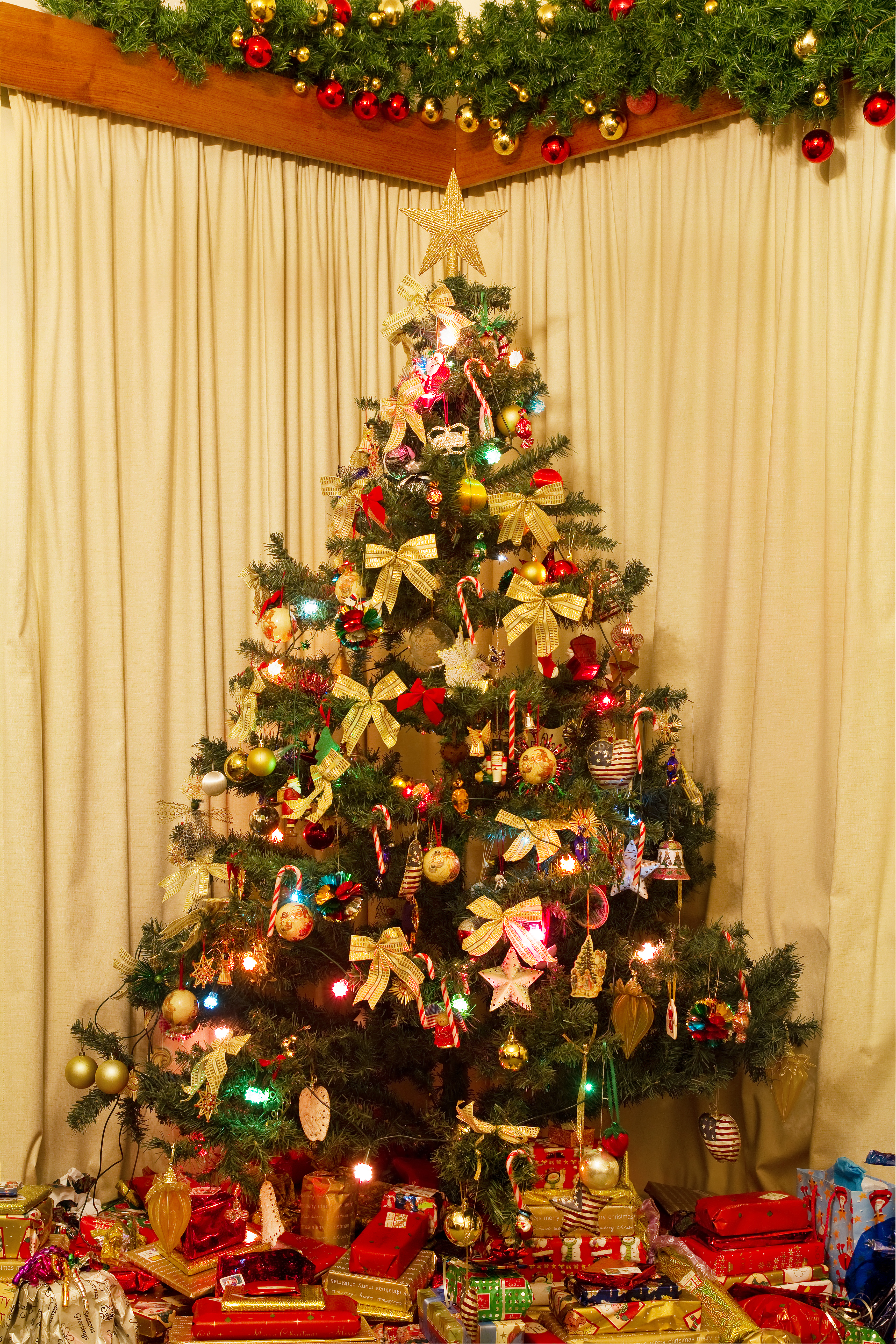 History Of Christmas Trees Pictures Wallpapers
