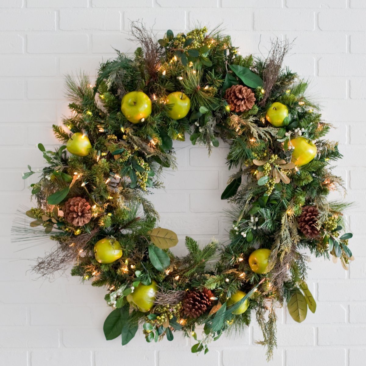 How To Decorate A Christmas Wreath Pictures Wallpapers