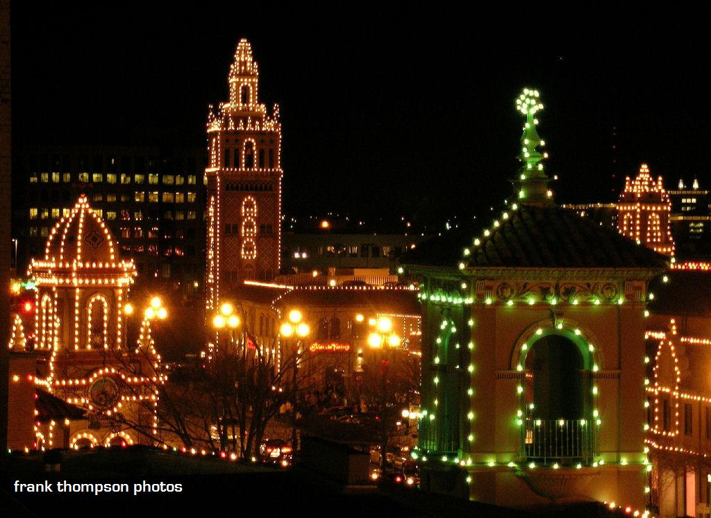 Kansas City Christmas Lights Pictures Wallpapers