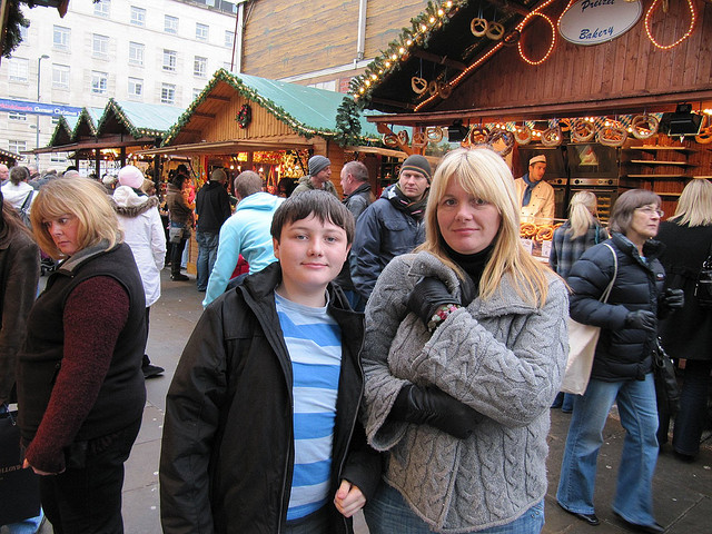 Leeds Christmas Markets Pictures Wallpapers
