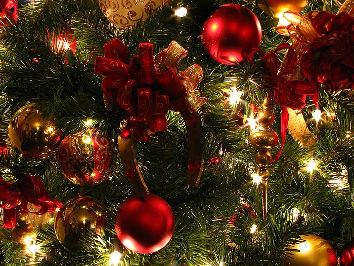 Lighted Christmas Tree Toppers Pictures Wallpapers