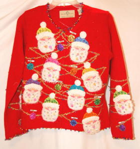 make ugly christmas sweater fNhE