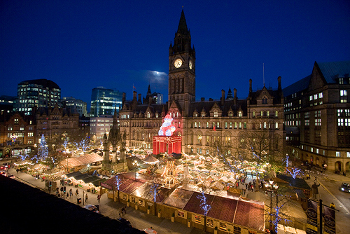 Manchester Markets Christmas Pictures Wallpapers