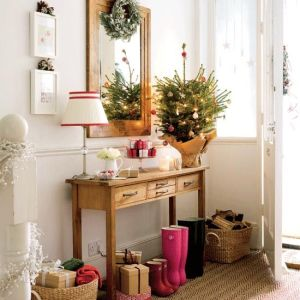 mantel christmas ideas FPNK