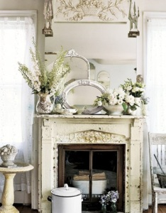 mantel christmas ideas QHAi