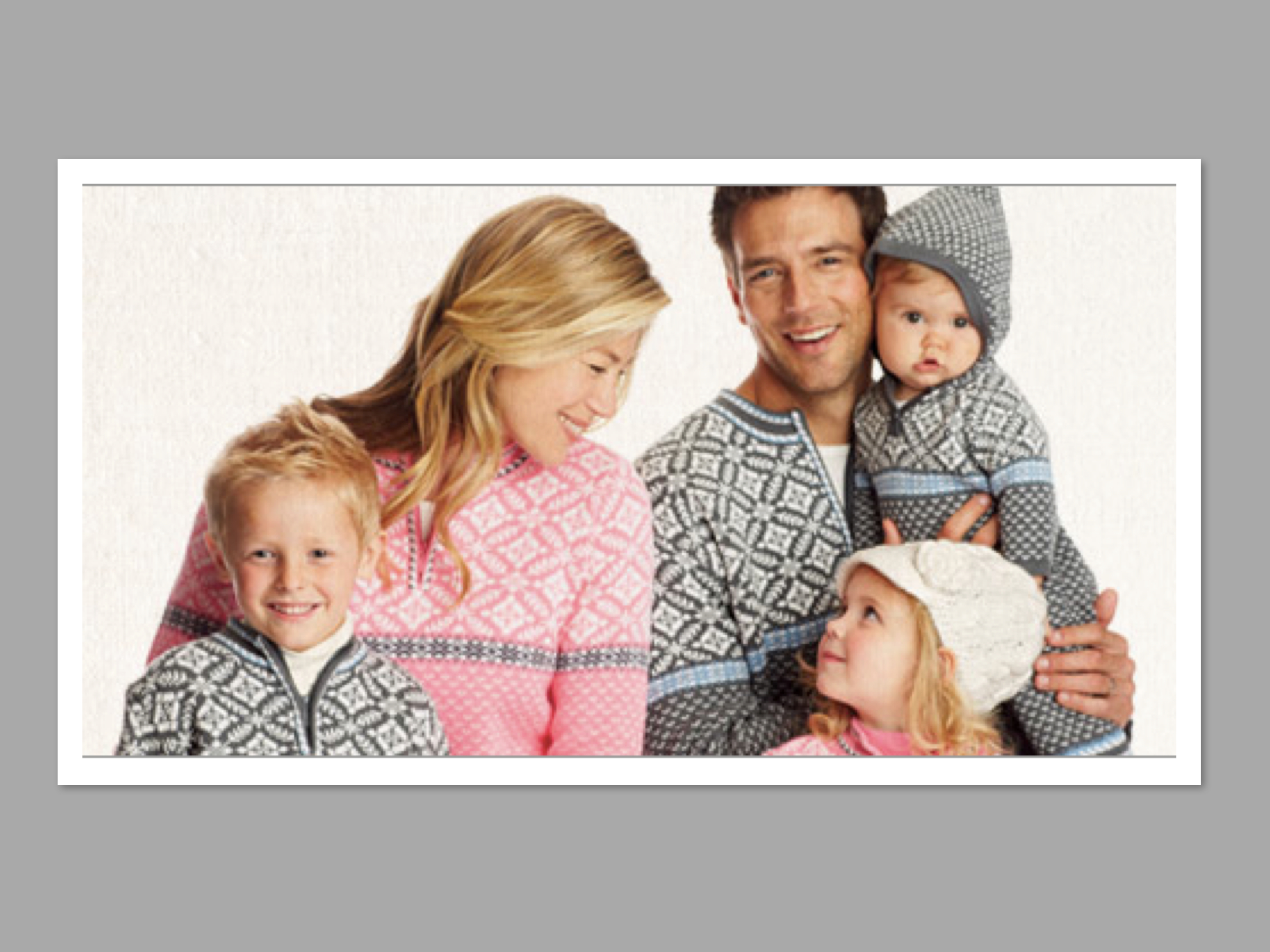 Matching Christmas Pajamas For Family Pictures Wallpapers
