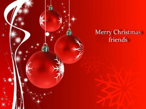 merry christmas friends GxHi