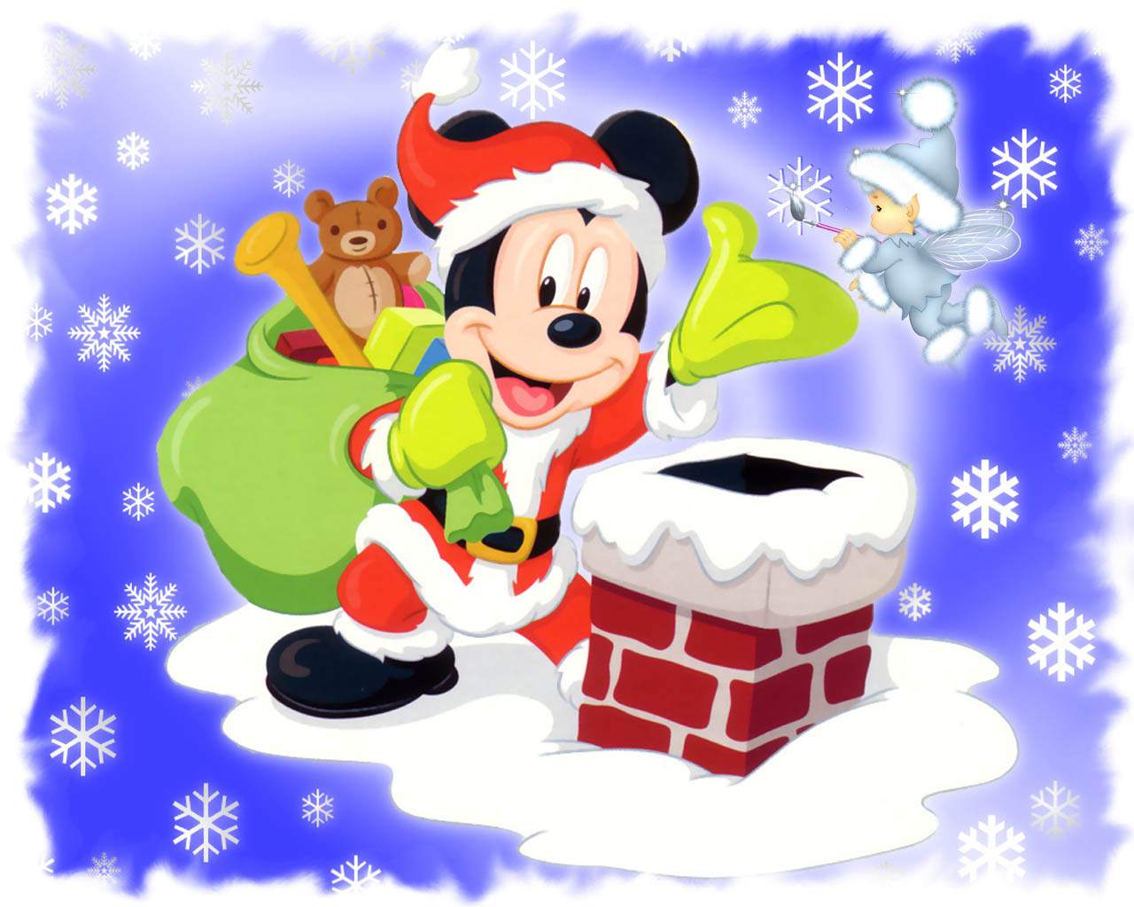 Mickey Mouse Christmas Movies Pictures Wallpapers