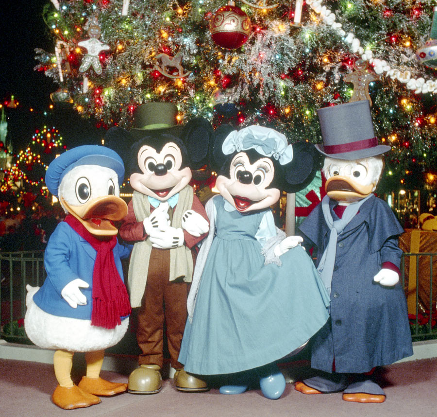 Mickeys A Christmas Carol Pictures Wallpapers