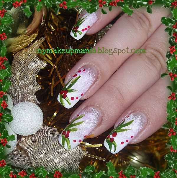Nail Christmas Designs Pictures Wallpapers