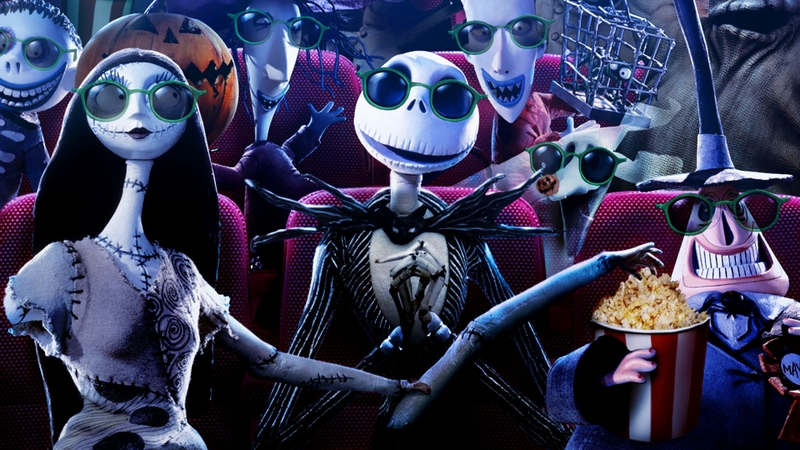 Nightmare Before Christmas Jack Skellington Pictures Wallpapers