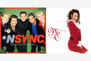 nsync christmas songs fiKj